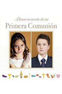 Album Recuerdo MI Primera Comunion Modelo A