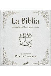 Biblia Recuerdo Primera Comunion Nacarada