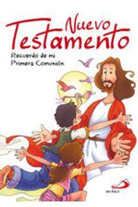 Nuevo Testamento Recuerdo Primera Comunion