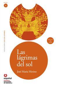 Las Lagrimas Del Sol (+CD)