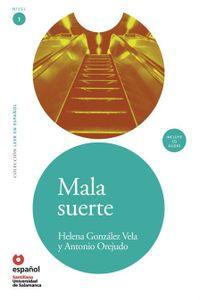 Mala Suerte (+CD) (