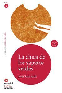 La Chica De Los Zapatos Verdes (+CD) (