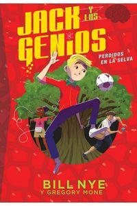Jack Genios 3 Perdidos En La Selva