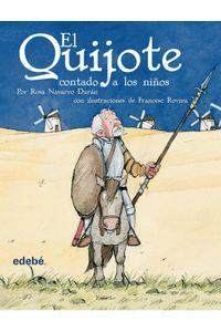 Quijote Contado A Los Niños Ne