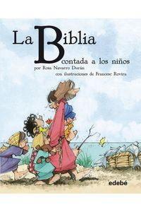 Biblia Contada A Los Niños,la Rtca