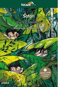 Safari Tucan Verde Premio Edebe Literatura Infantil
