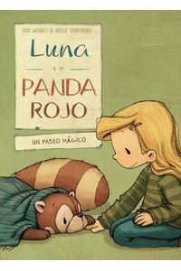 Luna Y El Panda Rojo En Un Paseo Magico, Nº 3