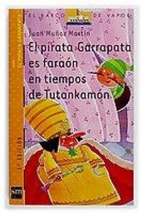 Pirata Garrapata Faraon Tiempos Tutankamon Pg