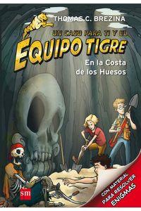 Equipo Tigre 09 En La Costa De Los Huesos
