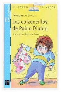 Calzoncillos De Pablo Diablo,los Bvpd 11