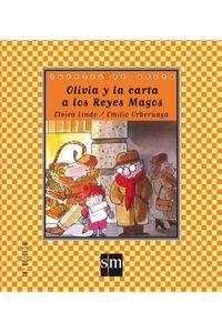 Olivia Y La Carta Reyes Magos Cda