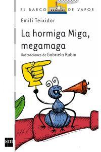 Hormiga Miga Megamaga Bvb 115
