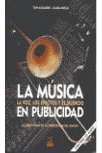 Musica Voz Efectos Y Silencio En Publicidad