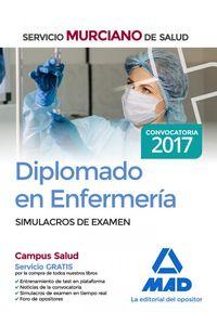 Diplomado En Enfermeria Del Servicio Murciano De Salud. Simu