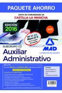 Paquete Ahorro Cuerpo Auxiliar Administrativo De La Junta De