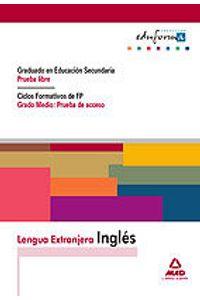 Lengua Extranjera Ingles Grad.eso Ne Cf Pru.libr.gm Prue.acc