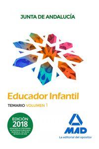 Educadores Infantiles Personal Laboral Junta Andal Vol 1