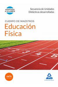 Cuerpo De Maestros Educacion Fisica Ne