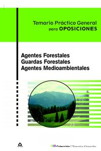 Agentes Forestales Guardas Medi.temario G