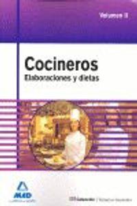 Cocineros Elaboraciones Y Dietas Temario Gen. II 2009