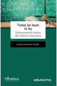 Todas Las Leyes La Ley Ordenamiento Basico Sistema Educativ