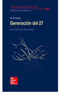 Generacion Del 27 Clasicos Literarios 2018