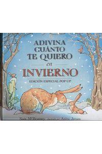Adivina Cuanto Te Quiero En Invierno Pop Up