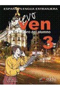 Nuevo Ven 3 Alumno+CD