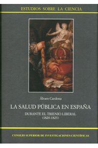 Salud Publica En España Salud Publica En España