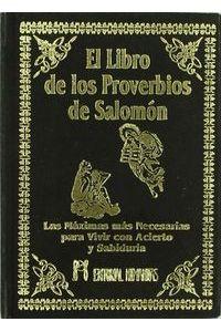 El Libro De Los Proverbios De Salomon
