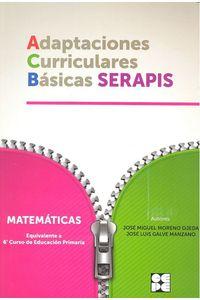 Adaptaciones Curriculares Basicas Serapis Matematicas 6P