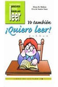 Yo Tambien Quiero Leer 2