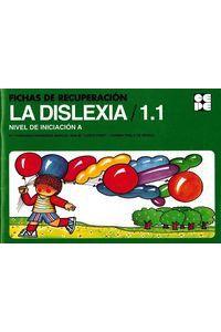 Fichas Recuperacion Dislexia Nivel A Inicial