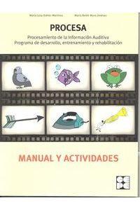 Procesa Manual Y Actividades Procesamiento Informacion Au
