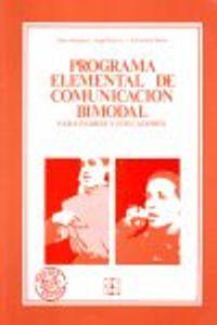 Programa Elemental Comunicacion Bimodal