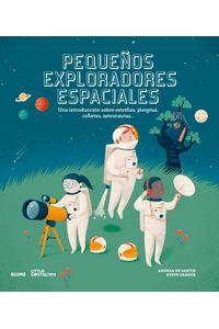 Pequeños Exploradores Espaciales Pequeños Exploradores Espaciales