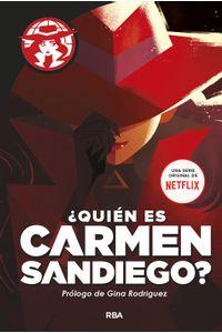 Quien Es Carmen Sandiego