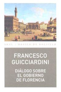 Dialogo Sobre El Gobierno De Florencia