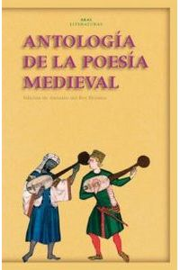 Antologia De La Poesia Medieval Nº27 Akal Literaturas Antologia De La Poesia Medieval Nº27 Akal Literaturas