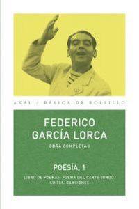 Poesia 1 Garcia Lorca 3ªEd. Poesia 1 Garcia Lorca 3ªEd.