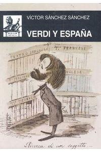 Verdi Y España Verdi Y España