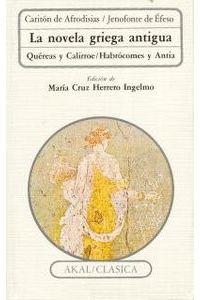 Novela Griega Antigua Ca