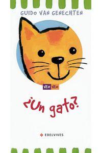 Un Gato Veo Veo