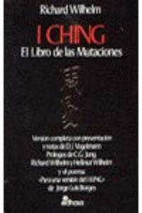 I Ching Libro De Las Mutaciones