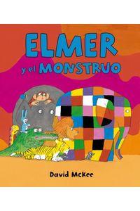 Elmer Y El Monstruo