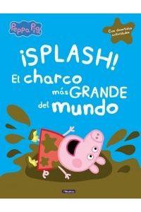 Peppa Pig El Charco Mas Grande Del Mundo