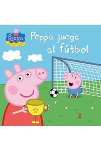 Peppa Juega Al Futbol