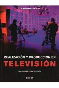 Realizacion Y Produccion En Television 13ªEd Realizacion Y Produccion En Television 13ªEd