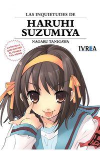 Las Inquietudes De Haruhi Suzumiya
