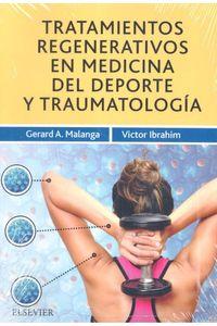 Tratamientos Regenerativos En Medicina Del Deporte Y Trauma